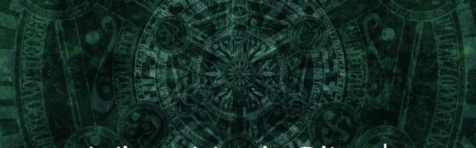 Esoteric background. Backdrop design of sacred symbols, signs, geometry and designs to provide supporting element for illustrations on magic, ritual, astrology, alchemy, witchcraft and fortune telling
